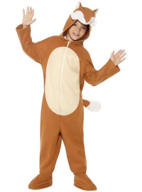 Disfraz de zorro infantil - infantil