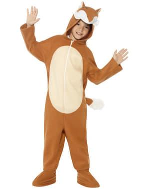 Dívčí kostým liška