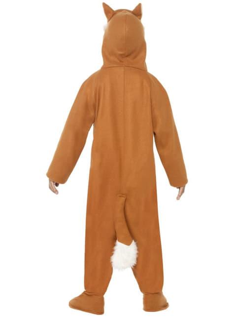 Disfraz de zorro infantil