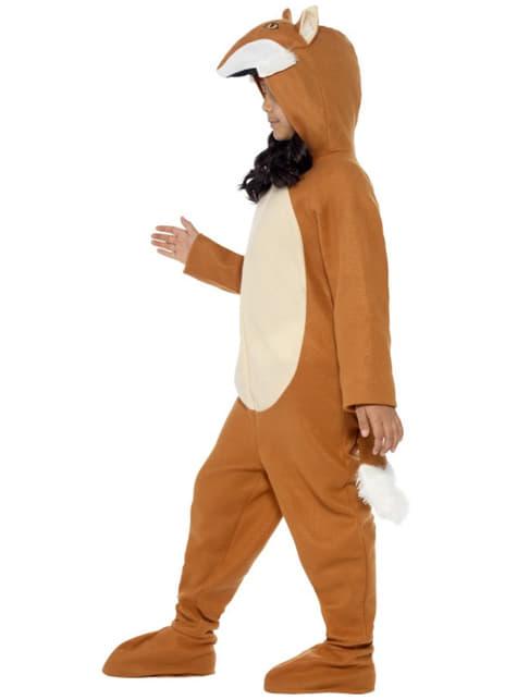 Disfraz de zorro infantil - Halloween