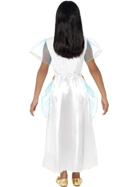 Disfraz de Cleopatra para niña - niña