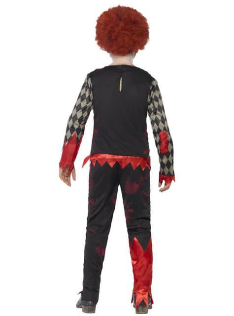 Disfraz de muñeco diabólico zombie para niño - infantil