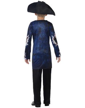 Детски костюм на зомби пират