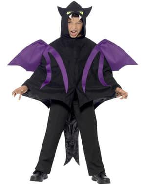 Flagermus deluxe kostume til børn