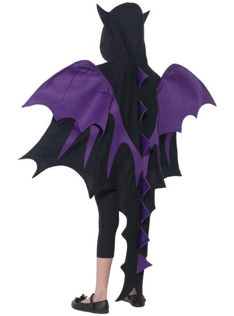 Childrens Bat Deluxe Cape