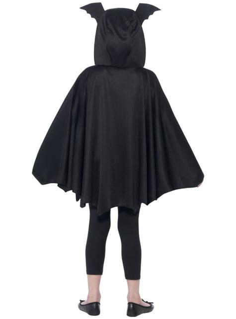 Capa de murciélago infantil - original
