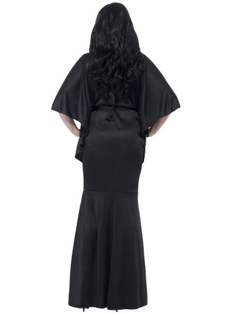 Vampirin mit Kurven Kostüm für Damen Übergröße