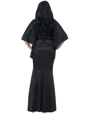 Sensuell Vampyr plus size kostyme Dame