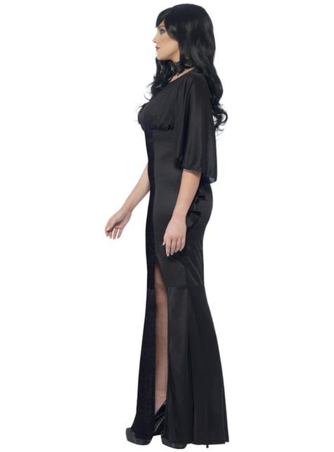 Disfraz de vampiresa voluptuosa para mujer talla grande - original