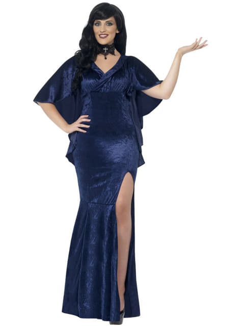 Gothic Costume for Women Plus Size