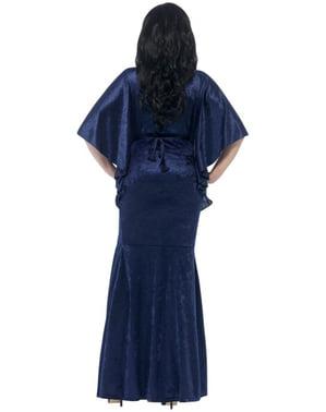 Disfraz de gótica para mujer talla grande