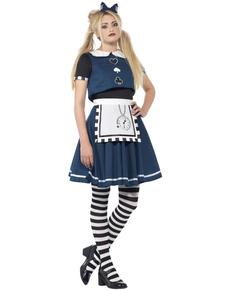 Costum Alice înfricoșătoare pentru femeie