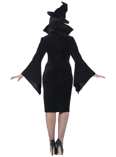 Disfraz de bruja encantadora para mujer talla grande - mujer