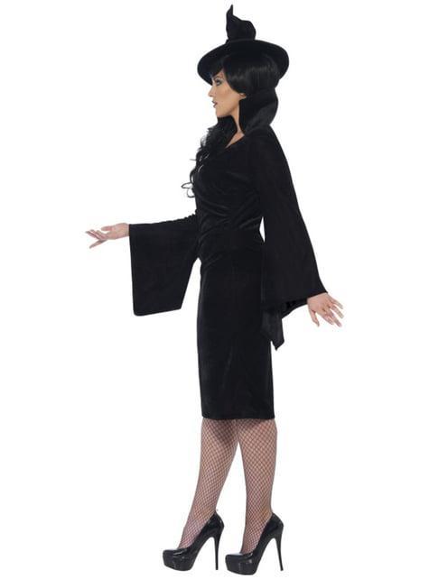 Disfraz de bruja encantadora para mujer talla grande - original