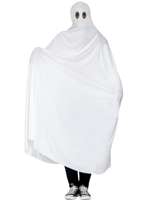 Disfraz de fantasma clásica para hombre