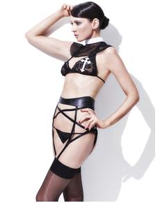 df3e2ca29a9 Naughty Nun Fever Lingerie Outfit ...