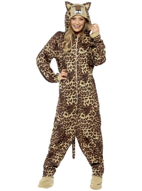 Disfraz de leopardo para hombre - adulto