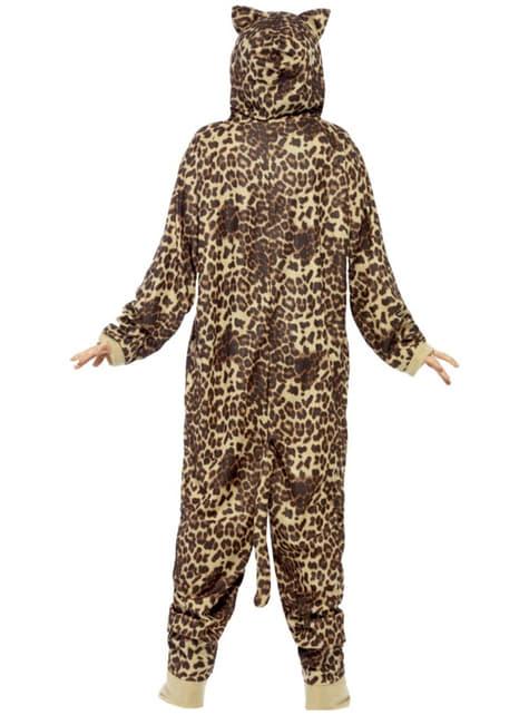 Mens Leopard Costume