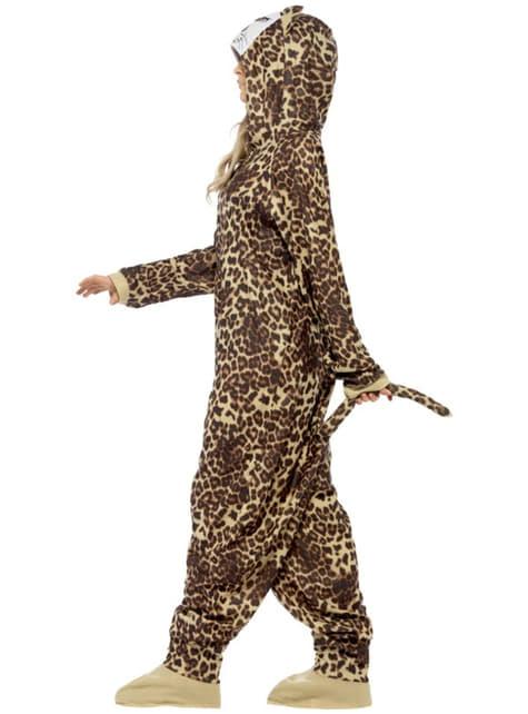 Disfraz de leopardo para hombre - traje