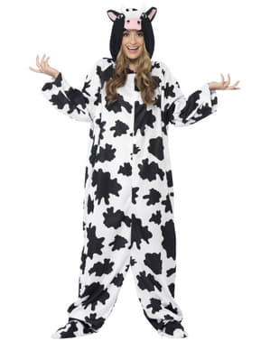Strój modna krowa męski