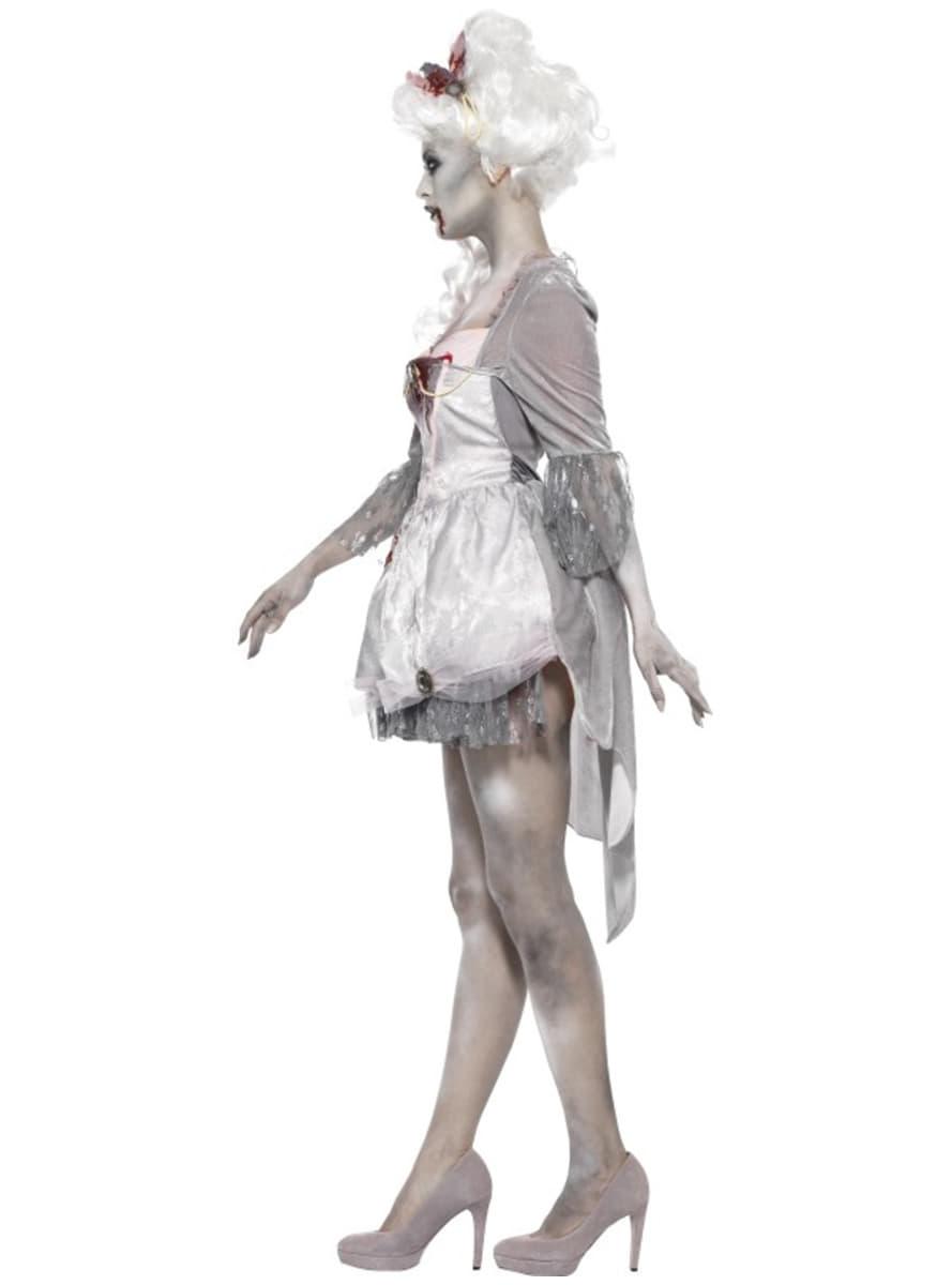 D guisement poque zombie femme - Deguisement zombie femme ...