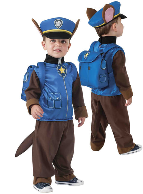 Boys Chase Paw Patrol Costume