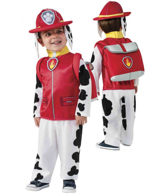 Boys Marshall Paw Patrol Costume