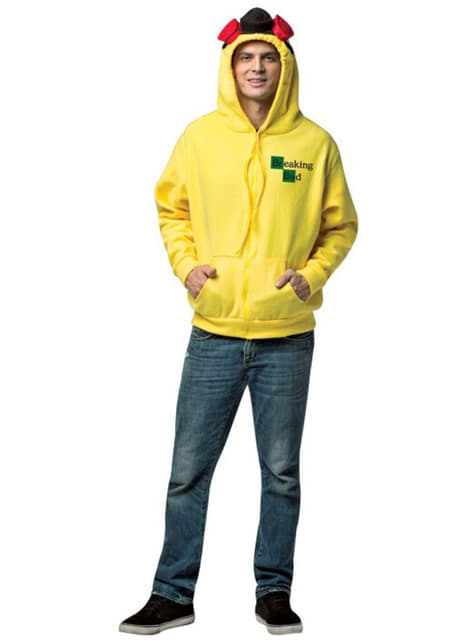 Walter White Breaking Bad Hoodie for adults