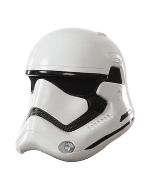 Mens Stormtrooper Star Wars The Force Awakens Helmet