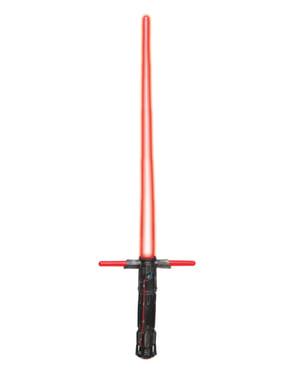 Кило Рен Междузвездни войни Силата събужда светлината меч