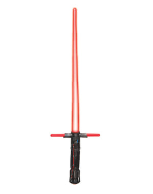 Kylo Ren Star Wars The Force Awakens Lightsaber