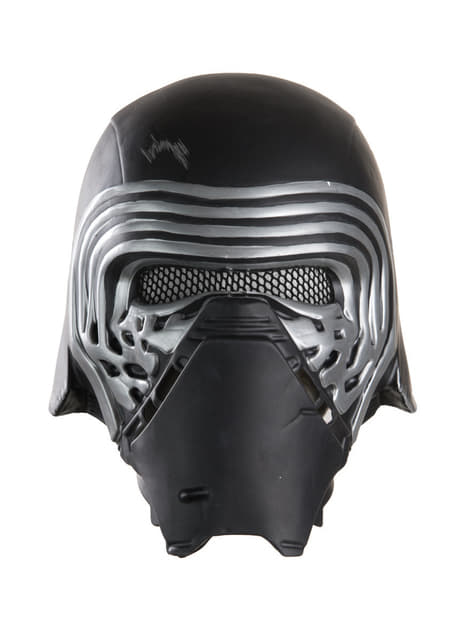Boys Kylo Ren Star Wars The Force Awakens Mask