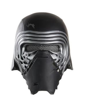Maschera da Kylo Ren Star Wars Episodio 7 da bambino