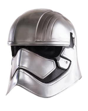Captain Phasma Helm Maske für Kinder Star Wars