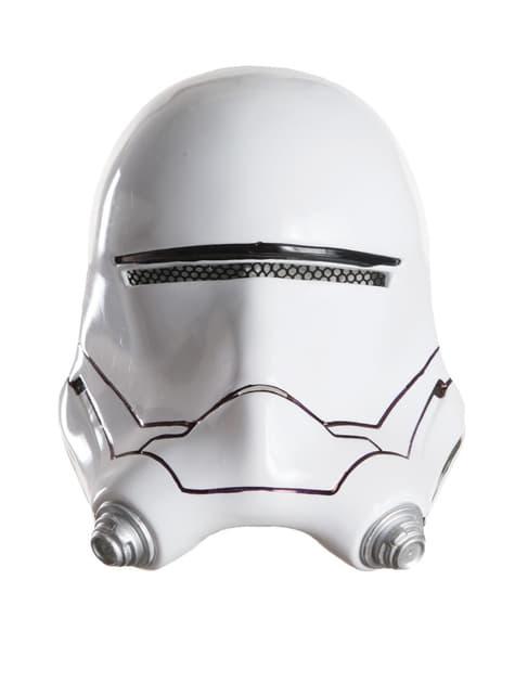 Máscara de Flametrooper Star Wars Episódio VII para menino