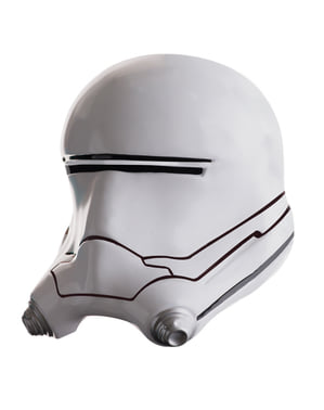 Complete helm van Flametrooper Star Wars Episode 7 voor jongens
