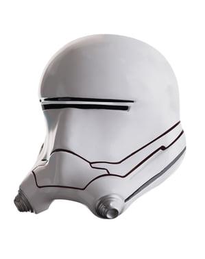 Flametrooper komplet hjelm til drenge - Star Wars Episode VII