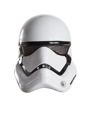 Maska Stormtrooper Star Wars: Przebudzenie Mocy dla chłopca