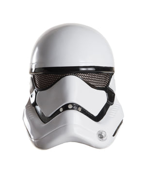 Stormtrooper Maske für Kinder Star Wars Episode 7