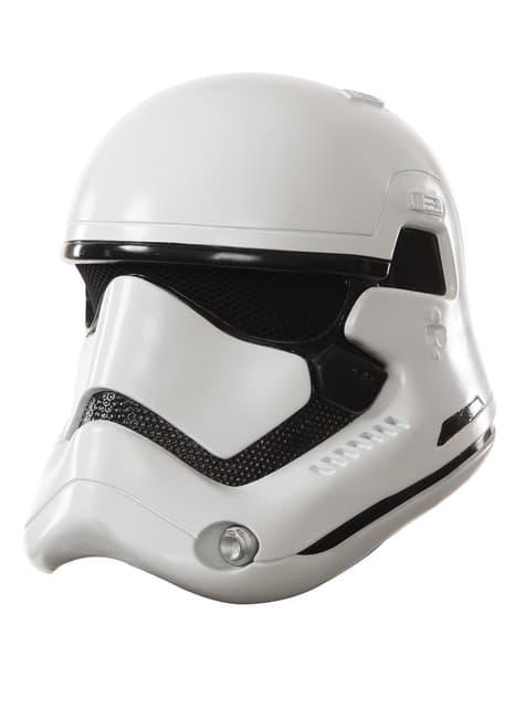 Casque Stormtrooper Star Wars Épisode 7 enfant