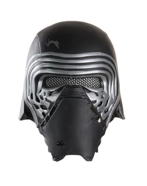 Masque Kylo Ren Star Wars Épisode 7 adulte