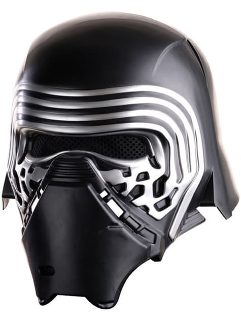 Mens Kylo Ren Star Wars The Force Awakens Full Helmet