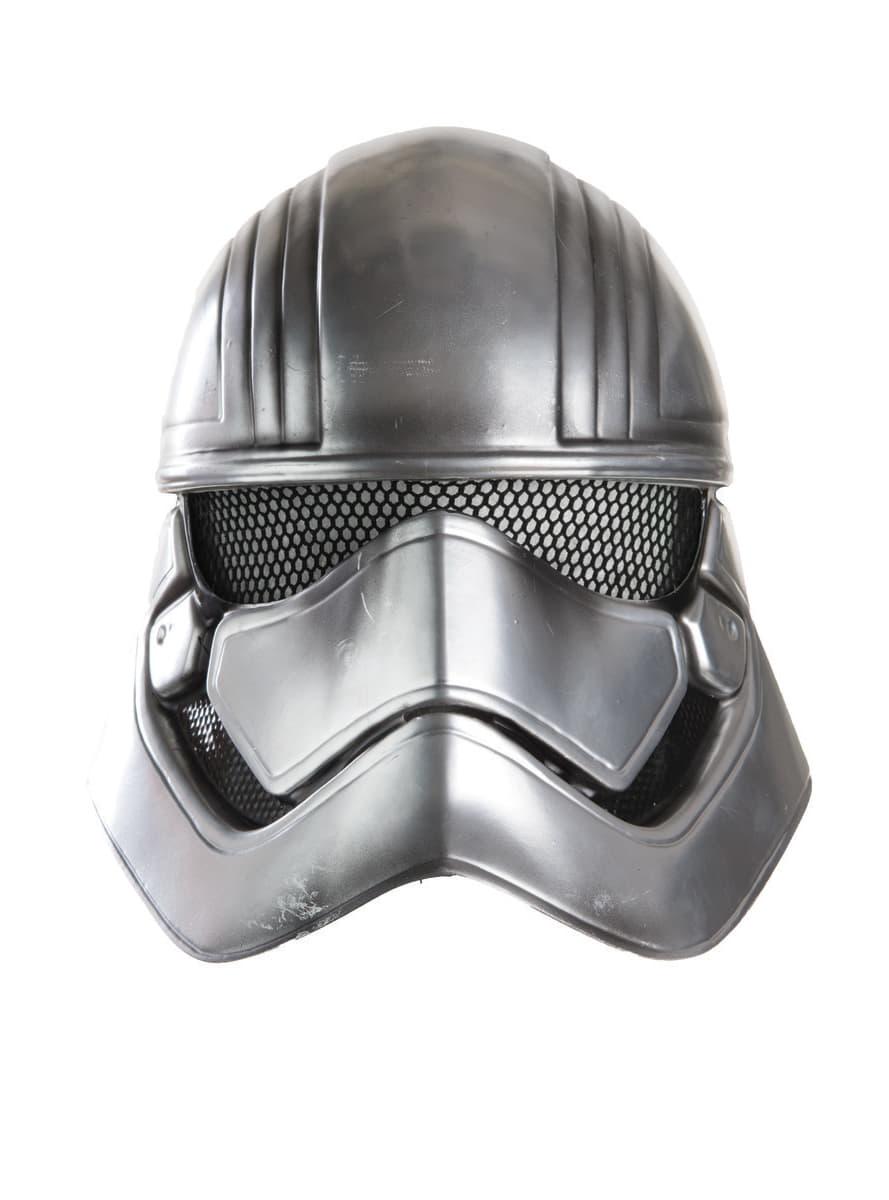 captain phasma maske f r damen star wars episode 7 f r. Black Bedroom Furniture Sets. Home Design Ideas