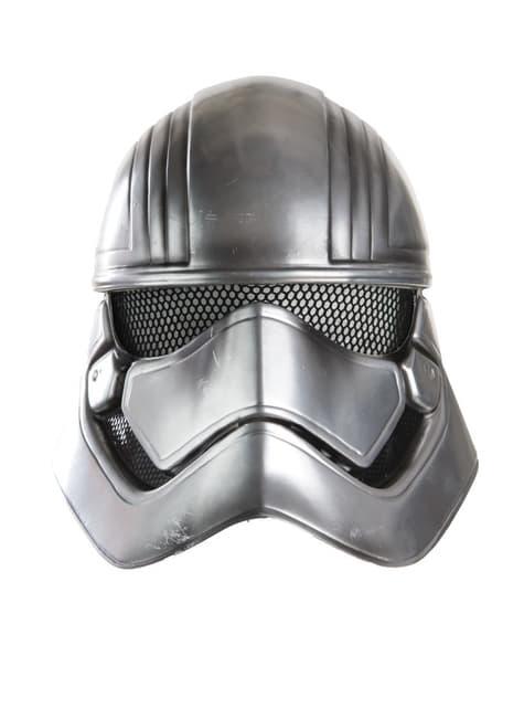 Γυναίκες καπετάνιος Phasma Star Wars Η μάσκα ξυπνάει τη δύναμη