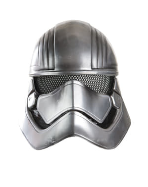 Maschera da Capitan Phasma Star Wars Episodio 7 da donna