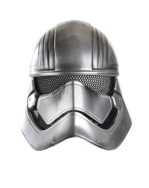 Жіночий капітан Фазма Зоряні війни Сила пробуджує маску