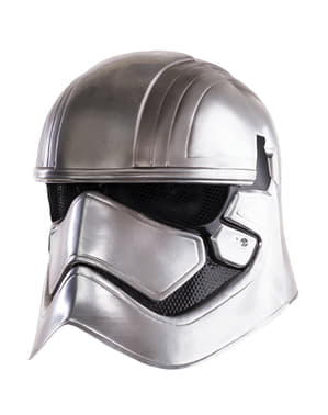 Casque Capitaine Phasma Star Wars Épisode 7 femme