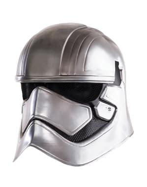 Kompletter Captain Phasma Helm für Damen Star Wars Episode 7