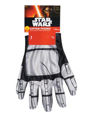 Womens Captain Phasma Star Wars The Force Awakens Gloves