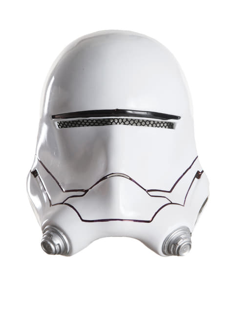Mens Flametrooper Star Wars The Force Awakens Mask